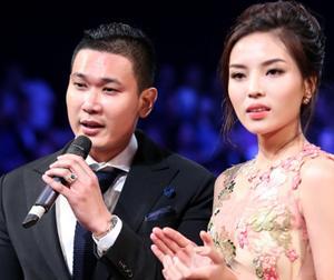 Nghi vấn lộ diện bạn trai Hoa hậu Kỳ Duyên