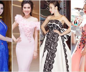 Sao Việt nào là nữ hoàng thảm đỏ tuần qua? (P2)