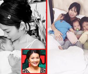 Tin sao Việt mới ngày 30/5: Kiều Trinh bí mật sinh con gái thứ 3, Minh Hà vui vẻ bên ba con