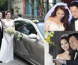 Tin sao Việt mới ngày 31/5: Đám cưới lãng mạn của Lại Phương Thảo và chồng đại gia