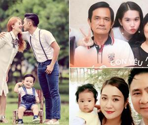 Sao Việt đồng loạt nói lời yêu thương trong ngày 'Gia đình Việt Nam'