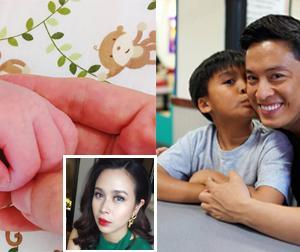 Tin sao Việt mới ngày 29/6: Hương Giang khoe tay con gái mới sinh, Lam Trường được gặp con trai