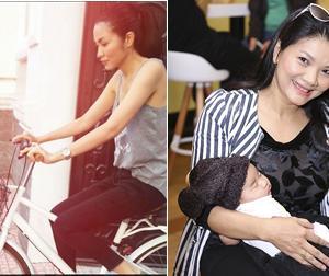 Tin sao Việt mới ngày 30/6: Tăng Thanh Hà đi chợ bằng xe đạp, Kiều Trinh khoe con gái hơn 2 tháng tuổi