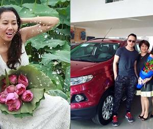 Tin sao Việt mới ngày 1/7: Hoa hậu Mỹ Xuân 'Xin lỗi em chỉ là con SEN', Cao Thái Sơn tặng chị gái xế hộp