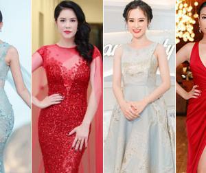 Ai xứng danh 'Nữ hoàng thảm đỏ' showbiz Việt tuần qua? (P10)