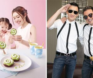 Tin sao Việt mới ngày 26/7: Cadie cười tươi bên mẹ, Dương Triệu Vũ mặc đồ đôi với Mr. Đàm