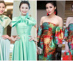 Sao Việt 'đụng hàng' - ai mặc đẹp hơn? (P10)