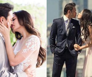 Ngọc Thúy viết lời 'mật ngọt' cho chồng mới cưới