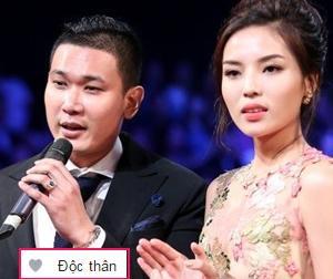 Bạn trai Hoa hậu Kỳ Duyên để trạng thái độc thân dấy nghi án chia tay