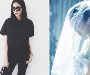 Tin sao Việt mới ngày 23/8: Lộ ảnh cưới của Thanh Hằng? Tăng Thanh Hà diện cả cây đen cực chất