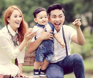 Phục sát đất với chiêu giữ chồng trẻ cực 'bá đạo' và hài hước của Khánh Thi