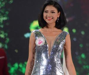 Trực tiếp chung kết Hoa hậu Việt Nam 2016: Top 5 bước vào phần thi ứng xử