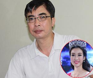 Bố Hoa hậu Mỹ Linh: 'Gia đình chưa có ý định cho em vào showbiz'