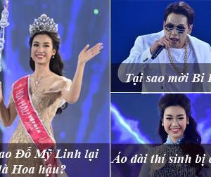 Dư luận dậy sóng với 5 điểm khó hiểu tại chung kết Hoa hậu Việt Nam 2016