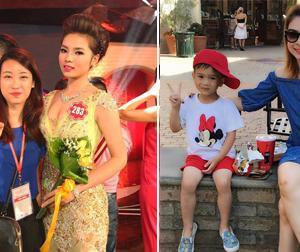 Tin sao Việt mới ngày 29/8: Tân Hoa hậu Đỗ Mỹ Linh là bạn của Kỳ Duyên, mẹ con Thanh Thảo đi chơi ở Mỹ