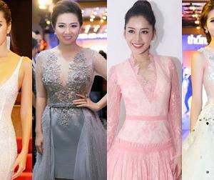 Ai xứng danh 'Nữ hoàng thảm đỏ' showbiz Việt tuần qua? (P19)