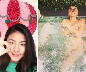 Tin sao Việt mới 28/9: Vân Trang xuống sắc khi mang bầu, Phương Mai khoe ảnh tắm nóng bỏng