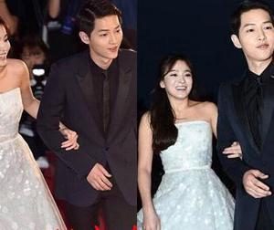 Rộ tin đồn Song Joong Ki và Song Hye Kyo sắp làm đám cưới