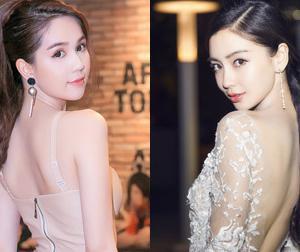 Ngọc Trinh được báo Trung ví như Angela Baby của Việt Nam