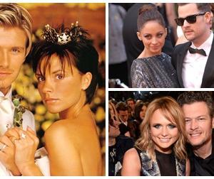 Những đám cưới 'khác người' nhất của các sao Hollywood