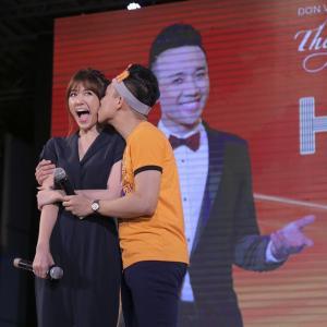 """Hari Won rơi nước mắt chỉ vì câu nói của Trấn Thành: """"Cám ơn em và xin lỗi vì đã yêu em"""""""