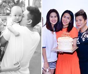 Tin sao Việt mới 25/10: Khoảnh khắc hạnh phúc của gia đình Tuấn Hưng, Tăng Thanh Hà đón sinh nhật cùng chồng