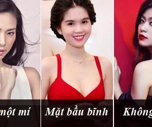 Dù ngược chuẩn đẹp, những mỹ nhân này vẫn 'đè bẹp' hàng loạt sao Việt khác