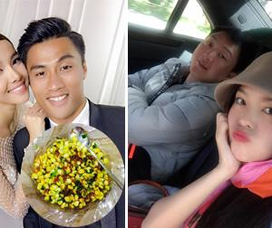 Tin sao Việt mới 26/10: Kỳ Hân được khen là vợ đảm, Dương Cẩm Lynh nhí nhảnh bên chồng