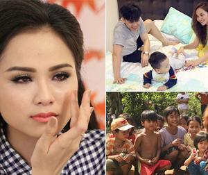 Từng bị chồng cũ đại gia đánh đập, bố mẹ 'quay lưng', Hoa hậu Diễm Hương giờ ra sao?