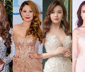 Ai xứng danh 'Nữ hoàng thảm đỏ' showbiz Việt tuần qua? (P29)