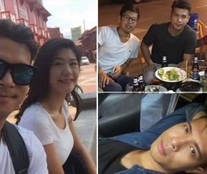 Đây là cuộc sống của Trương Thế Vinh sau khi chia tay bạn gái cơ trưởng