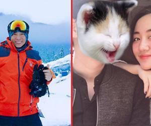 Tin sao Việt mới 11/12: Lam Trường thích thú lần đầu đi trượt tuyết, Văn Mai Hương hạnh phúc bên bạn trai giấu mặt