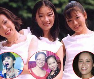 Cuộc sống của 3 cô gái nhóm Tam Ca 3A bây giờ ra sao?