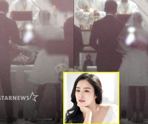 Đám cưới Bi Rain và Kim Tae Hee: Cô dâu diện váy ngắn khoe chân thon thả trên lễ đường