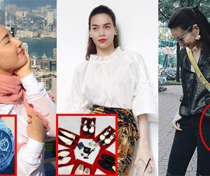 Chưa vội trang hoàng nhà cửa, mỹ nhân Việt mạnh tay vung tiền sắm đồ hiệu đón Tết