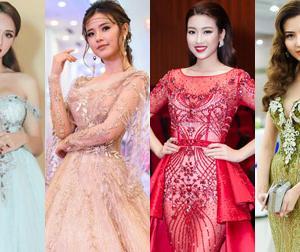 Ai xứng danh 'Nữ hoàng thảm đỏ' showbiz Việt tuần qua? (P36)