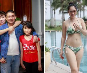 Tin sao Việt mới 22/2: Chiến Thắng sống hạnh phúc bên vợ ba trong biệt thự, Dương Cẩm Lynh tự tin diện bikini sau sinh