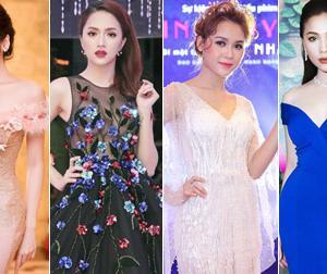 Ai xứng danh 'Nữ hoàng thảm đỏ' showbiz Việt tuần qua? (P38)