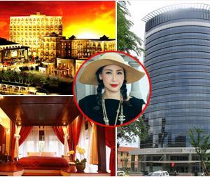 Không còn nghi ngờ gì nữa, Hà Kiều Anh chính là Hoa hậu giàu nhất Việt Nam