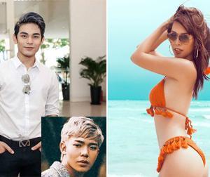 Tin sao Việt mới 28/2: Sơn Ngọc Minh dính tin đồn có tình cảm đặc biệt với Erik, Hà Anh nóng bỏng trên bãi biển