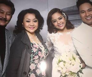 Danh ca Hương Lan viết tâm thư thẳng thắn khuyên bảo Việt Hương