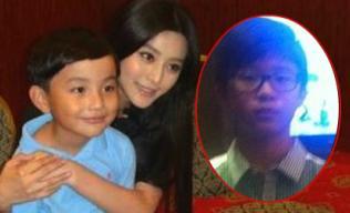 Lộ ảnh mới nhất của em trai Phạm Băng Băng đẹp như hot boy