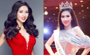 """4 mỹ nữ Việt """"ghi điểm"""" tại đấu trường quốc tế 2014"""