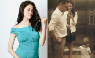 Hé lộ ảnh hiếm hoi của gia đình Phan Thị Lý