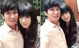 Vợ chồng Lý Hải - Minh Hà tình cảm ngọt ngào như ngày mới yêu