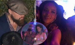 Leonardo và Rihanna bị rò rỉ ảnh hẹn hò
