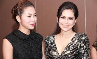 Những chuyện 'mẹ chồng - nàng dâu' hấp dẫn trong showbiz Việt