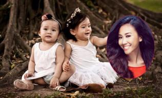 Đoan Trang khoe ảnh con gái lần đầu được làm mẫu nhí