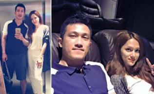 Hương Giang Idol và bạn trai tình tứ đi xem phim sau khi bị loại