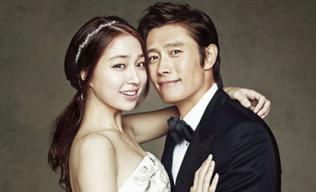 Lee Min Jung đã hạ sinh con trai đầu lòng